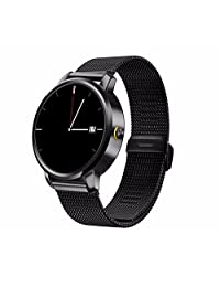 Swell V360 Smart Watch for Apple Iphone Huawei Android & IOS Devices Smartwatch with Siri Function Support Dutch Hebrew IOS & Android System Smartphone/iphone 6/6 Plus/5c/5s/5,samsung Galaxy/note