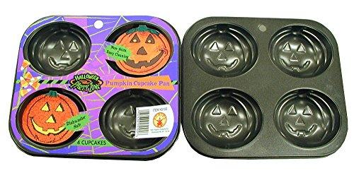 Rubie's Pumpkin Cupcake Pan]()