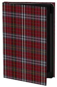 Keka Dalbir Kaur Designer Classic - Funda con tapa para Galaxy S3, diseño de tartán escocés