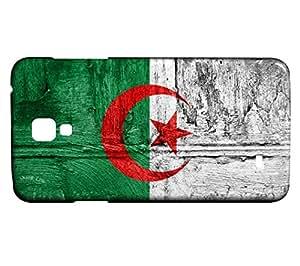 Funda Carcasa para Galaxy S4 Mini Bandera ARGELIA 07