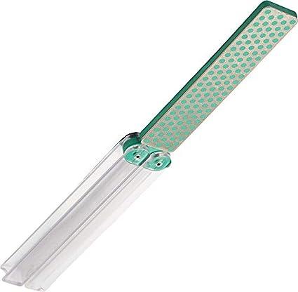 New Diamond Machine Technology DMT DiaFold Double Sided Pocket Blade Sharpener