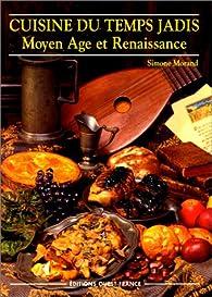 Cuisine du temps jadis par Josy Marty-Dufaut