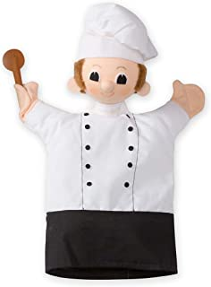 product image for Magic Cabin Career Hand Puppets - Chef 2.95 L x 7.87 W x 11.81 H