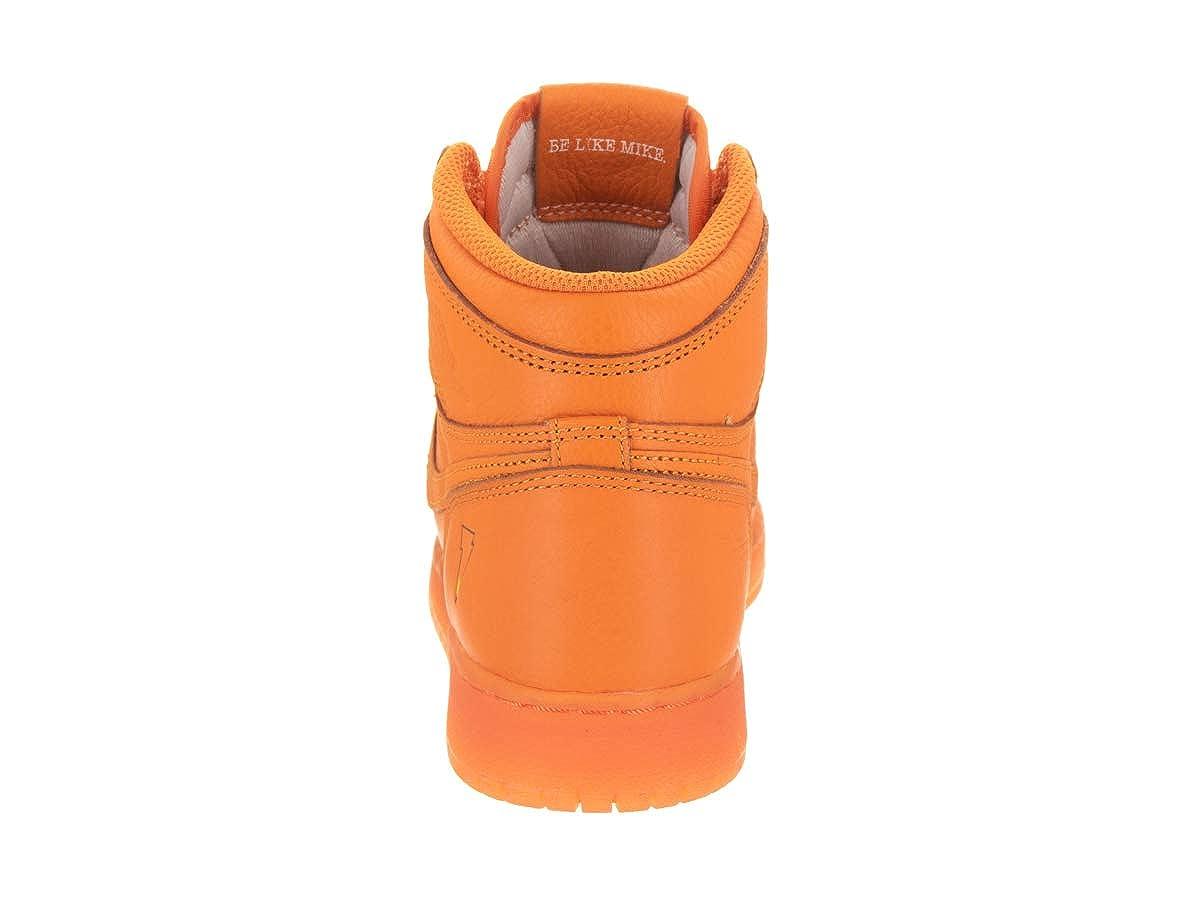 new arrival 9b05d 2575b Amazon.com   Jordan Air 1 Retro High Gatorade Big Kids  Sneakers Orange Peel  Orange Peel aj6000-880 (7 M US)   Shoes