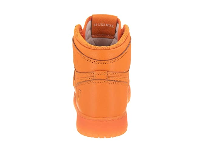 new arrival 30ade ea648 Amazon.com   Jordan Air 1 Retro High Gatorade Big Kids  Sneakers Orange Peel  Orange Peel aj6000-880 (7 M US)   Shoes