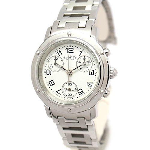 [エルメス]HERMES 腕時計 クリッパー クロノグラフ PMサイズ CL1.310 レディース [並行輸入品] B0160VOL3O