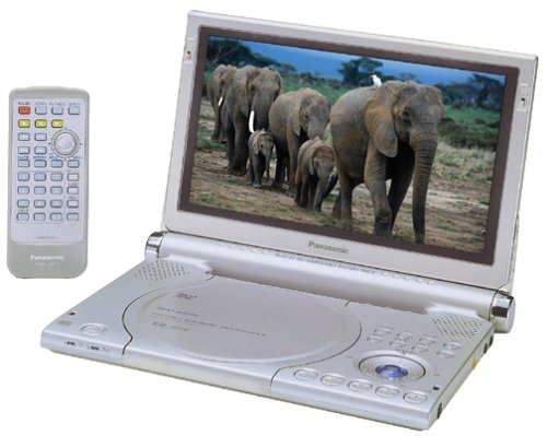 Panasonic DVD LA95 9 Inch Portable Player