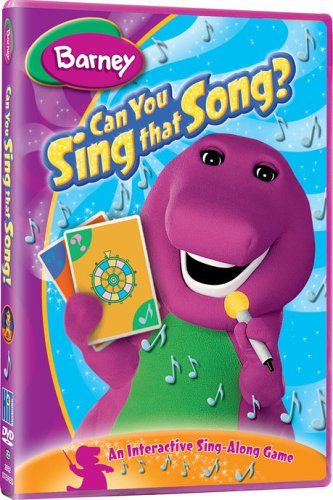 Barney: Can You Sing That Song (City Va Rapid)