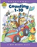 Workbook Counting To Ten 36 pcs SKU# 905196MA