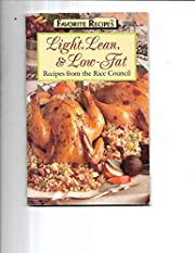 Light, Lean and Low-Fat Recipes from the…