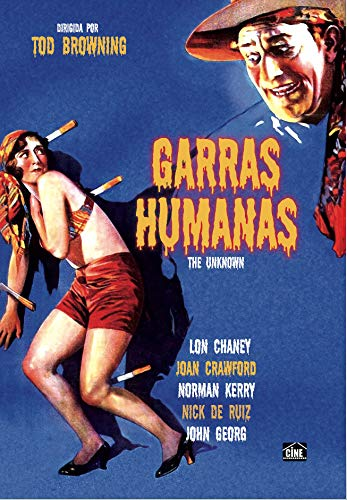 Garras Humanas DVD 1927 The Unknown