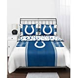 The Northwest Company NFL Indianapolis Colts Bedding Set, Full