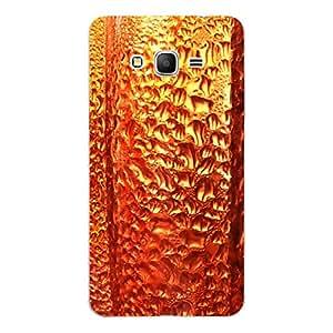 "Disagu Design Protective Case para Samsung Galaxy Grand Prime Funda Cover ""Fresh Orange"""
