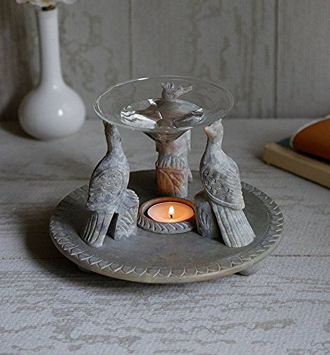 exclusive-peacock-themed-oil-burner-warmer-natural-soapstone-aroma-diffuser-with-votive-tea-light-ho