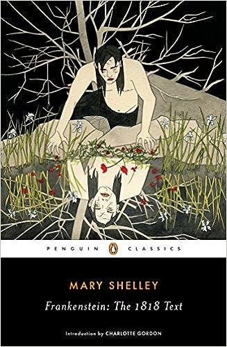 Frankenstein The 1818 Text Penguin Classics Mary Shelley Charlotte Gordon 9780143131847 Amazon Books