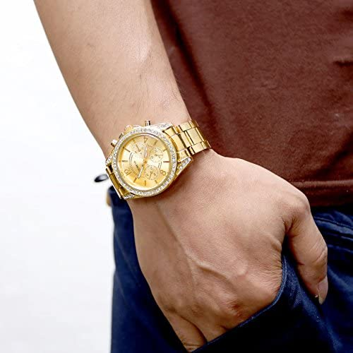 Cheap fake gold watches _image1