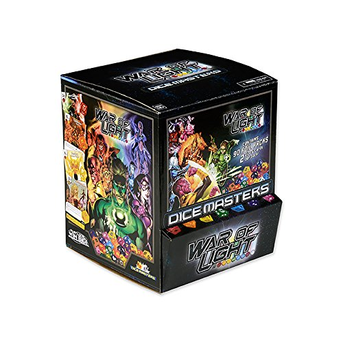 War of Light Dice Masters Gravity - Dice Masters Case