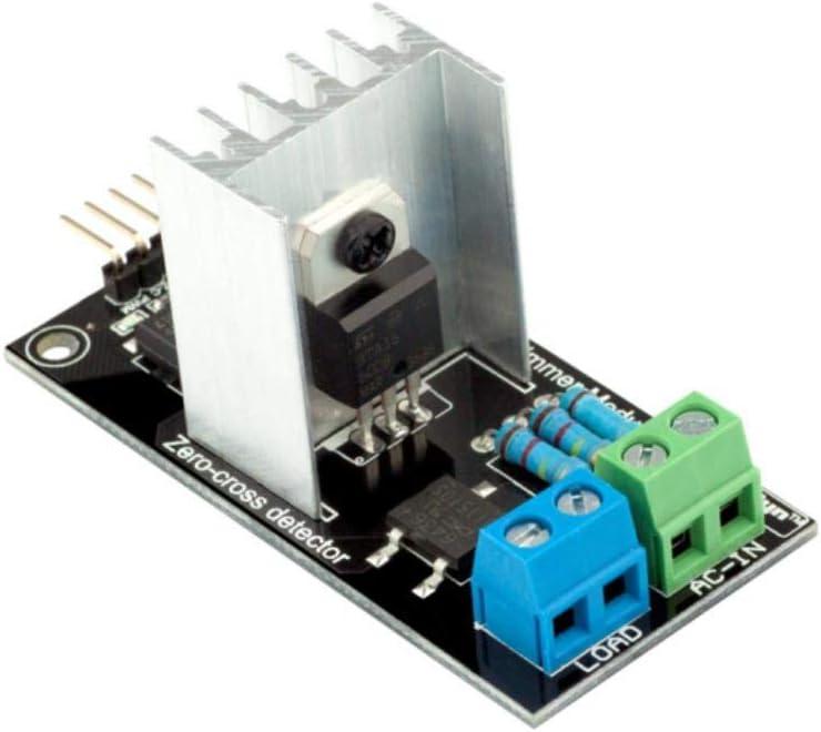 RobotDyn AC Light Dimmer Module para Control PWM 1 Canal 3.3V / 5V ...