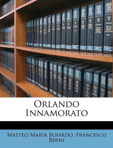 Download Orlando Innamorato pdf