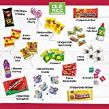 Mexican Candy Assortment (40 Count) by Ole Rico