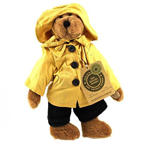 Boyds Raincoat Bear Bumbershoot B. Jodibear #92000-03