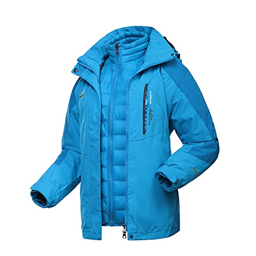 3 in 1 womens jacket clearance