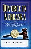 Divorce in Nebraska, Susan Ann Koenig, 1886039712