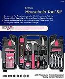 Apollo-Tools-DT9408P-Household-Tool-Kit-53-Piece-Pink