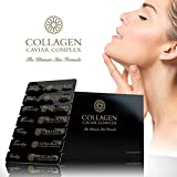 Premium Collagen (1000mg), Caviar (1400mg) Complex - Skin Care Nutrition - By Tom Oliver Nutrition
