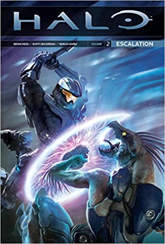 halo new blood epub books