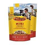 Zuke's Mini Naturals Dog Treats Peanut Butter and Oats 16 oz 2 Pack Review