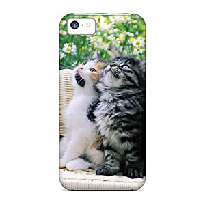 Perfect Fit FyZxoEp5446YmUWA Cats On Chair Case For Iphone - 5c