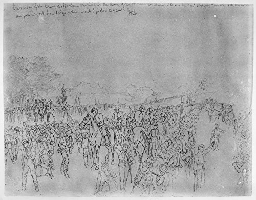 Civil War Appomattox 1865 Nthe Formal Surrender Of The Army Of Northern Virginia To The Army Of The Potomac At Appomattox Virginia 12 April 1865 Three Days After General Robert E Lee Had Accepted The