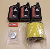 New 2012-2013 Honda TRX 500 TRX500 Foreman ATV OE Complete Service Tune-Up Kit