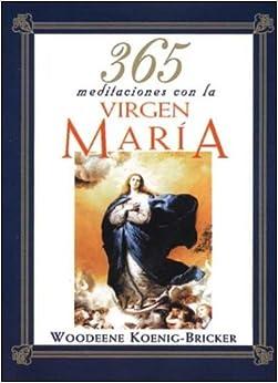 Book 365 Meditaciones Con La Virgen Maria