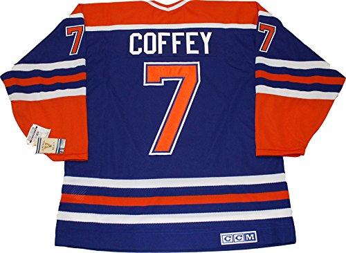 Paul Coffey Edmonton Oilers CCM vintage jersey (Medium) Reebok/CCM