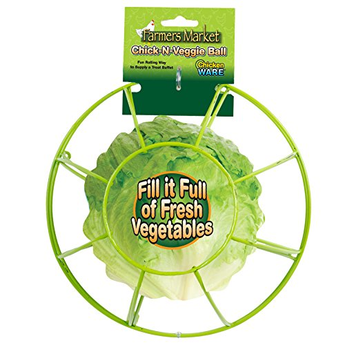 Ware Manufacturing Chick-N-Veggie Treat Ball -
