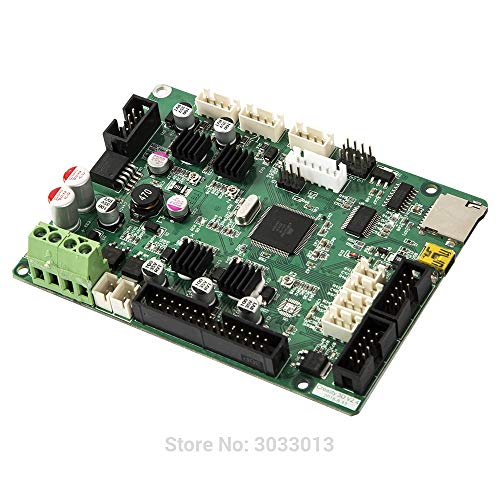 Zamtac Newest Cr-10s PRo Mainboard/Motherboard 3D Printer Part Original Supply Control Broad by GIMAX (Image #2)