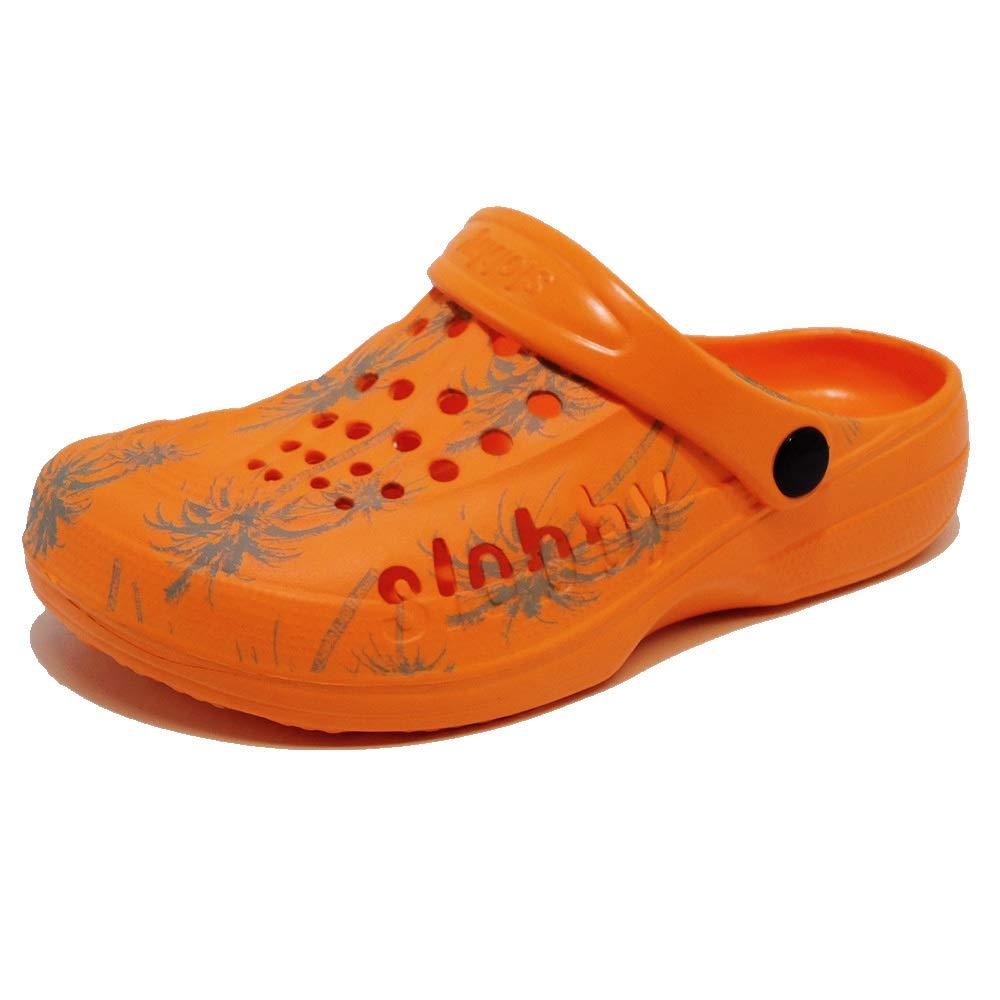 Damen Clogs Badeschuhe (57D) Badelatschen Pantoffel Pantoletten Schuhe