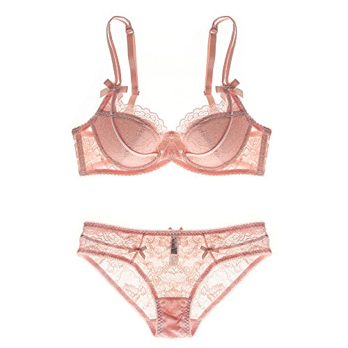 Womens Lace Bra and Panty Set and Short Set
