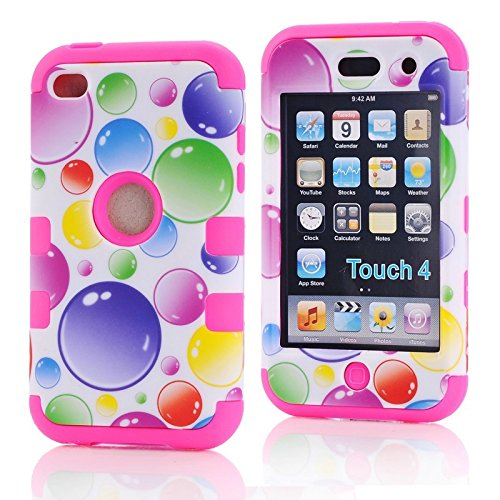 For Touch 4,Touch 4 case,iPod Touch Generation 4 4th Case,ipod touch 4 case,Pod Touch Generation 4 case,ipod touch 4 cover,ipod touch 4 cases,ipod touch cases 4,Flipcase Touch 4 hard case with 3in1 Hybrid Design hard soft back Touch 4 Case Cover for iPod Touch 4 4th Generation,ipod touch gen 4 case (4th Generation Ipod Cover)
