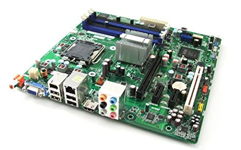 Genuine M017G, 0M017G Dell Studio 540 540s Small Mini Tower SMT Intel G45 Express Motherboard Logic Board Main Board Compatible Part Numbers: M017G, - X4500hd Graphics