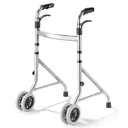 YANHX Caminante De Aleación De Aluminio, Bastón De Cuatro Patas ...