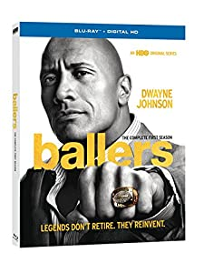 Cover Image for 'Ballers: The Complete First S1'