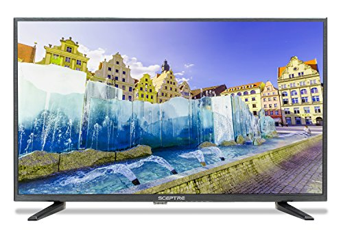 Sceptre X328BV-SR 32-Inch 720p LED TV (2017 Model) (Tv Smart 32 Led)