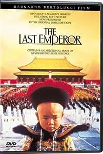 The Last Emperor (Widescreen Director's Cut)