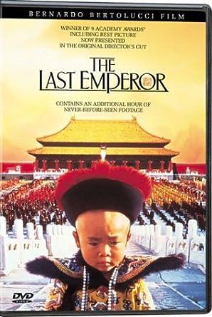 Amazon com: The Last Emperor - Director's Cut: John Lone