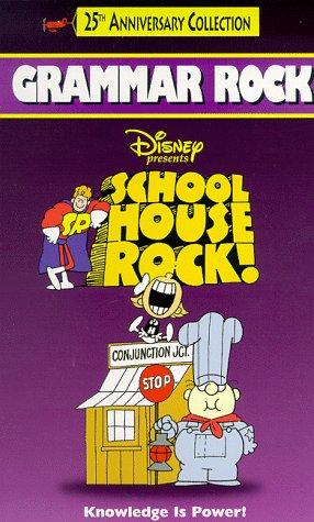 Schoolhouse Rock! - Grammar Rock [VHS]