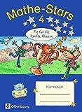 Mathe-Stars - Fit für die fünfte Klasse: 4. Schuljahr - Übungsheft