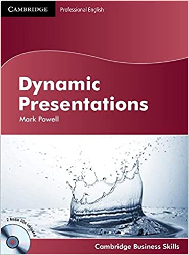 Dynamic Presentations Students Book with Audio CDs 2